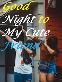 good night images for female friend