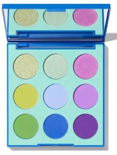 Paleta Morphe X Maddie Ziegler  &  Paleta 9c Color Me Cool Artistry