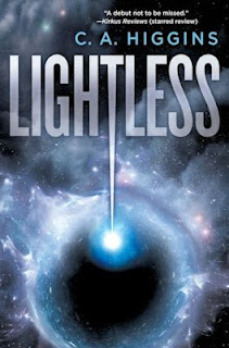 Interview with C.A. Higgins, author of Lightless