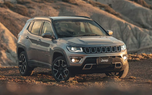 Jeep Compass 2021 - Tabela Fipe