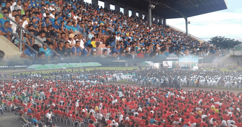 Over 10,000 drug pushers, users surrender in Pampanga