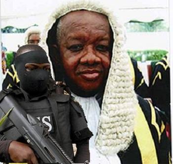 Justice Ademola DSS