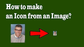 How to make an Icon from an Image?