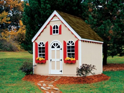Diy Girls And Boys Playhouse Designs For Backyard
