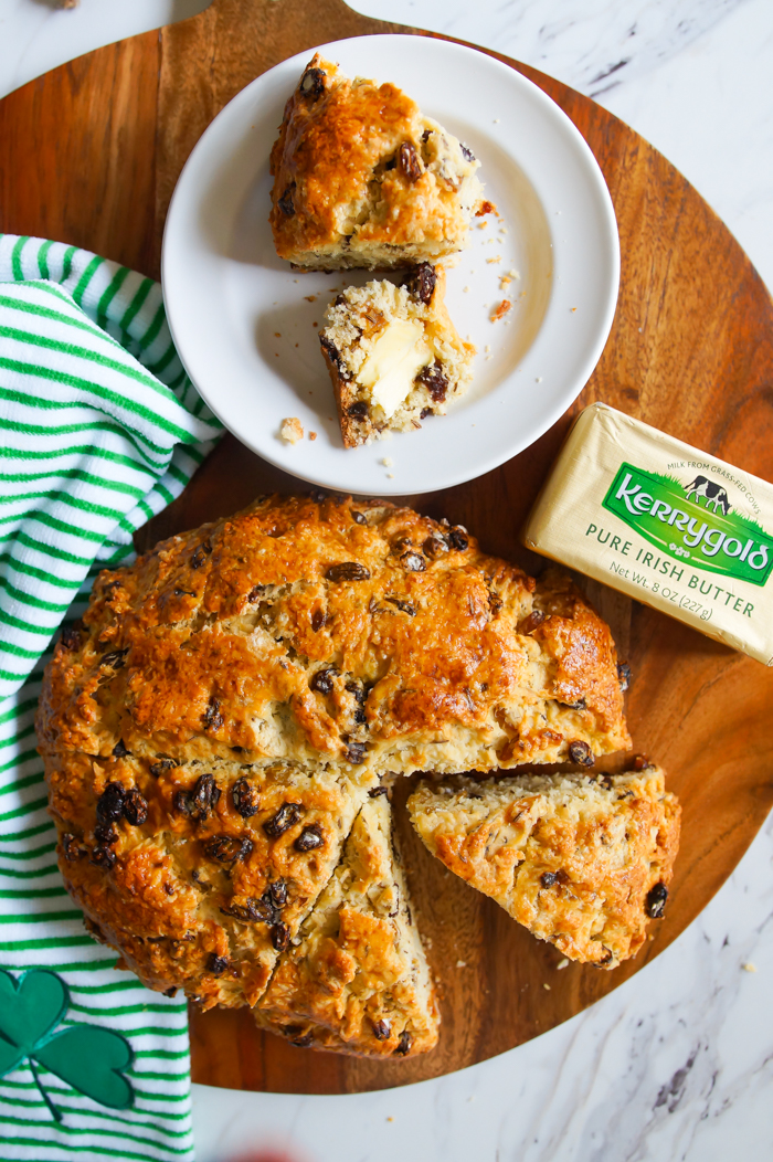 favorite irish soda bread