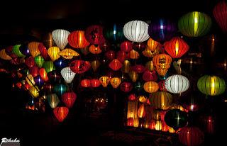 les 100.000 lumières du festival des lanternes