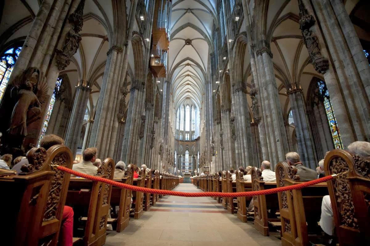 德國科隆大教堂 - 歐洲旅遊景點 / 歐洲觀光景點: 德國科隆大教堂