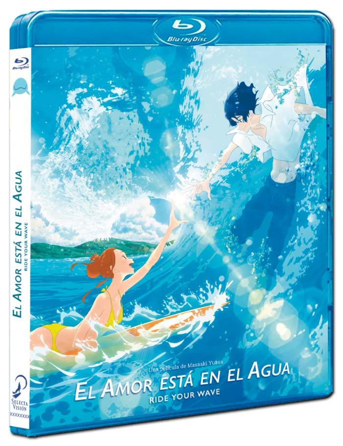 El amor está en el agua - Selecta Visión