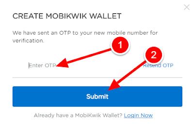 Mobikwik Account
