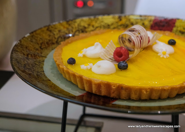 desserts at Novotel Al Barsha buffet
