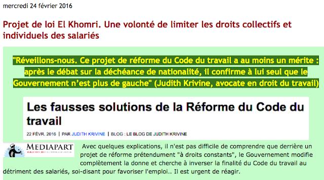 NPA 34 anticapitalistes dans l'Hérault: Casse du Code du Travail. Il ...