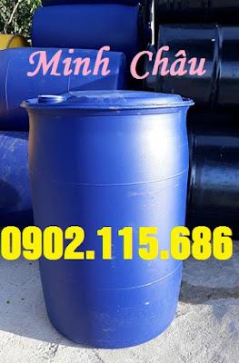 Thùng phuy nhựa 30l,thùng phuy nhựa 50l,thùng phuy nhựa 100l,thùng phuy nhựa 150l,thùng phuy 220L,