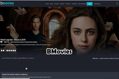 BMovies - Watch tv shows online for free