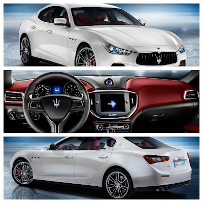 New Maserati Ghibli Photos are Here