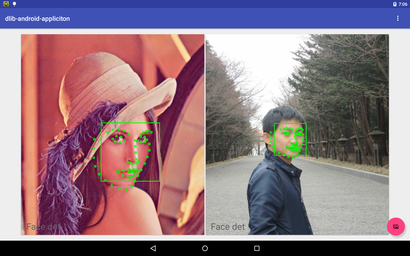 TzuTaLin's blog: Facial Landmarks implemented by DLib on Android