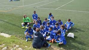 É importante estimular o futebol para crianças