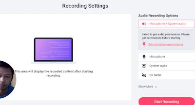 mode recording