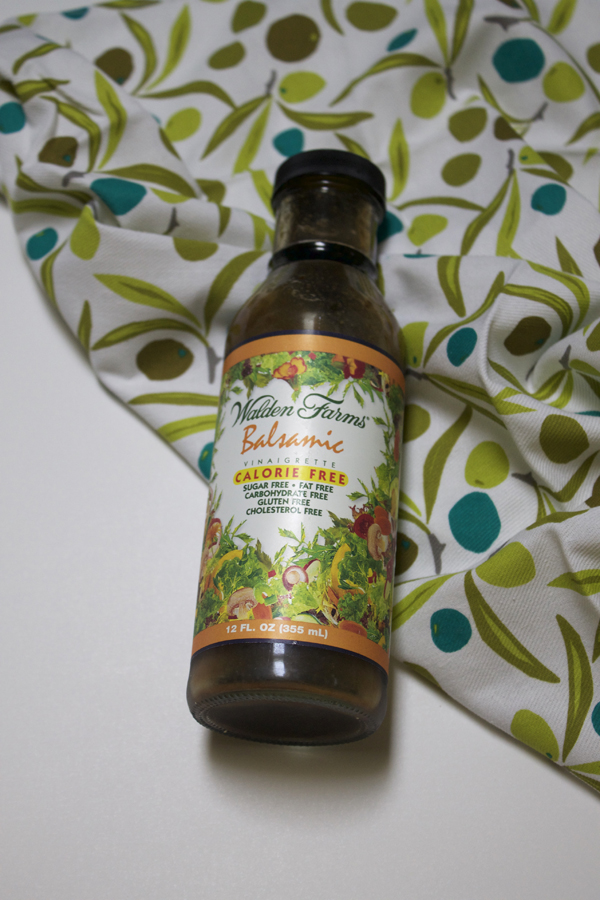 5 Fitness Favorites, Naturally Me, Walden Farms, Walden Farms Balsamic Dressing, Healthy Salad Dressing