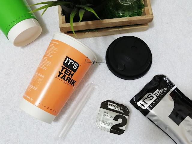 IT'S Cup Series dan BLACK Series Coffee Keluaran Terbaru Aik Cheong Coffee