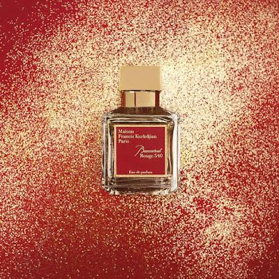 harga Parfum Baccarat Rouge 540