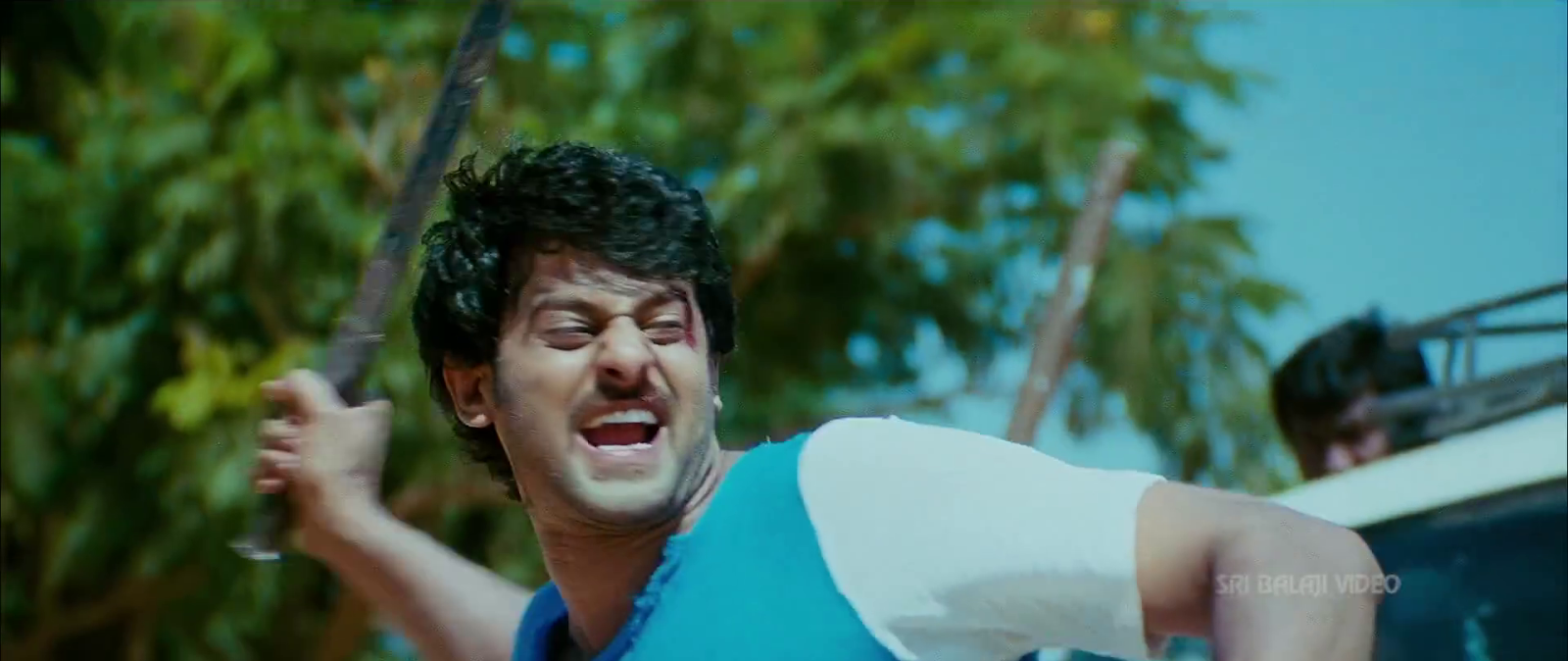 Prabhas Fans Forever: Darling Movie Emotional Climax Scene Snaps