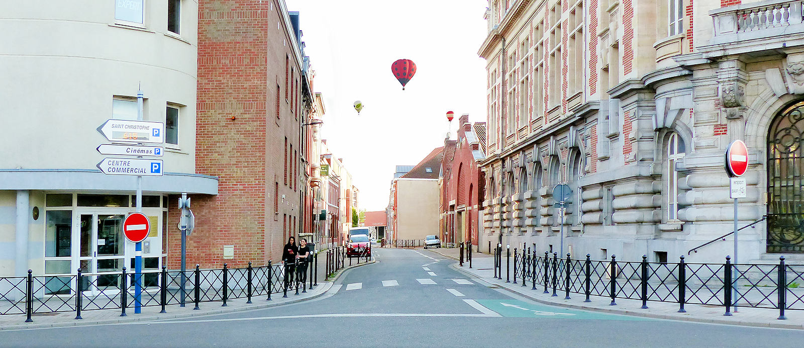 Tourcoing - Rue des Anges