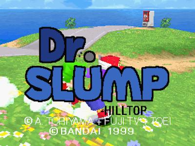dr. slump psx english
