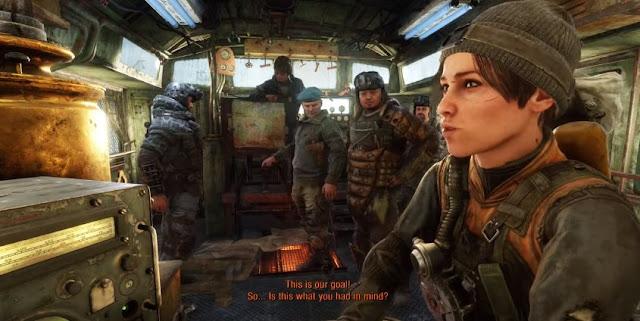 Metro Exodus PC Game Download