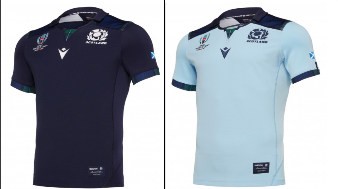 Scotland Six Nations 2020 Kits
