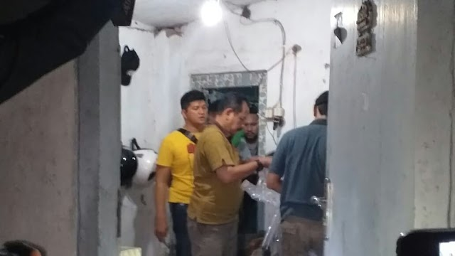 BREAKING NEWS: Penggeledahan Rumah Terduga Teroris di Cirebon