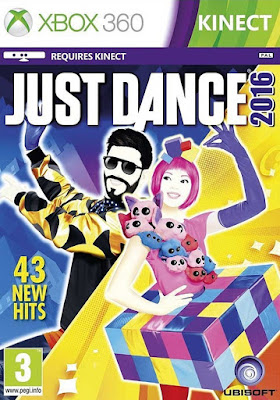 Just Dance 2016 (LT 3.0) Xbox 360 Torrent
