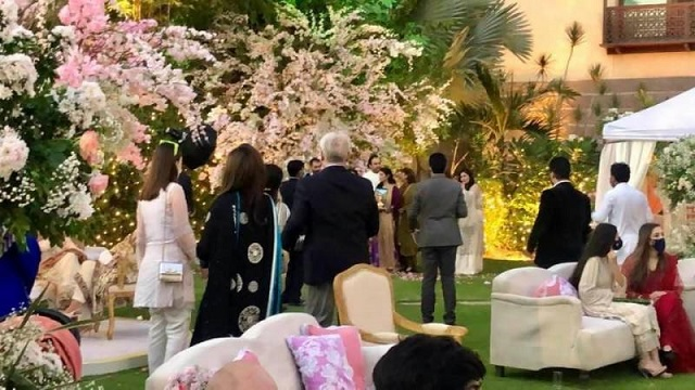 Bakhtawar Bhutto Engagement In Pics 3