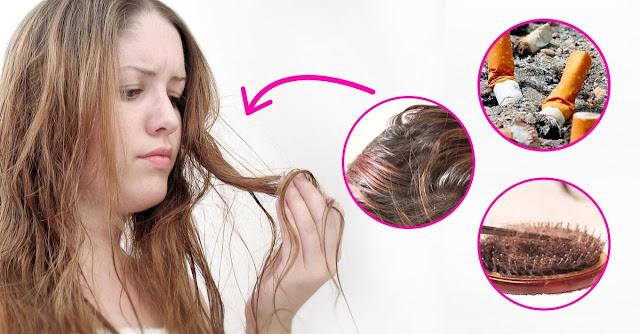 Vos cheveux sentent-ils gras ? 4 remèdes pour éliminer leurs mauvaises odeurs