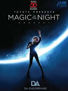 Da Endorphine Magic of the Night Concert คอนเสิร์ต ดา เอ็นโดรฟิน