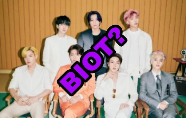 BIOT Ba Ang BTS - Answer The Poll