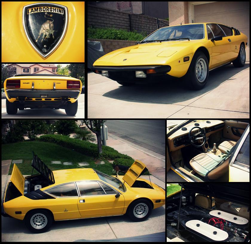 CARTICULAR: Craigslist Find: Cheap, Rare, Real Lamborghini