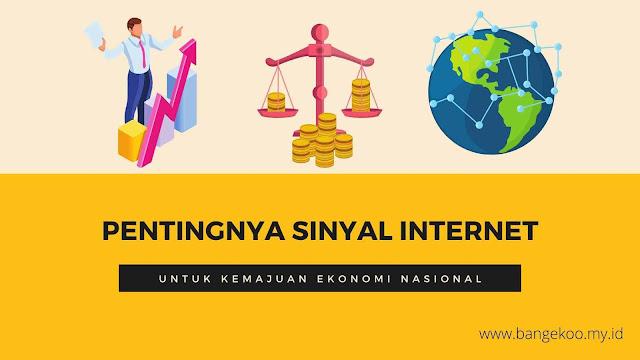 internet untuk ekonomi digital