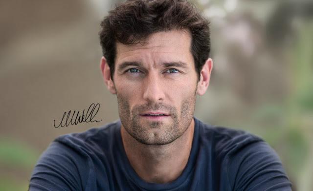 Książka Moja Formuła 1 Mark Webber autobiografia australijskiego kierowcy Formuły 1 ścigającego się w zespole Red Bull Racing.