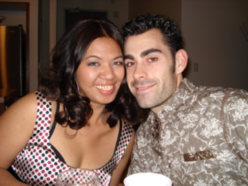 with boyfiend Los Angeles around 2006/2007