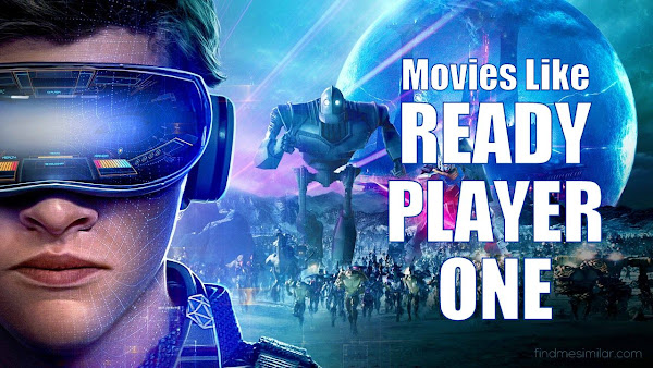 12 Movies Like Ready Player One