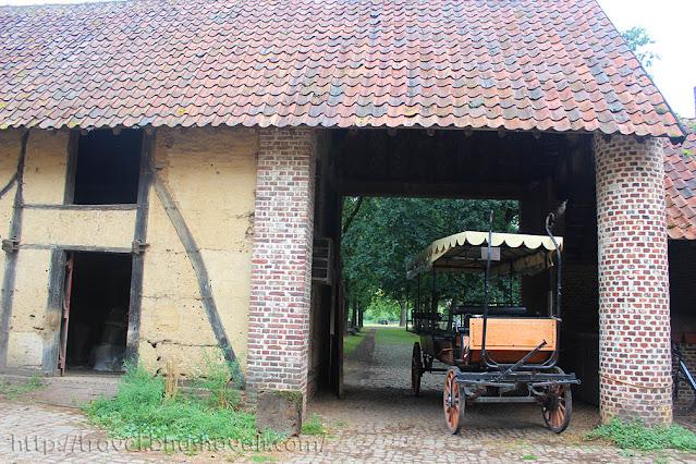 Bokrijk Open-air museum Openluchtmuseum