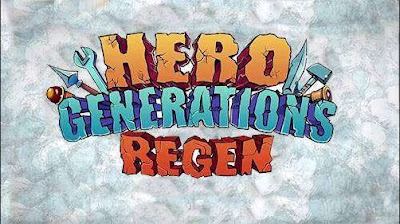Hero Generations Apk for Android (paid)
