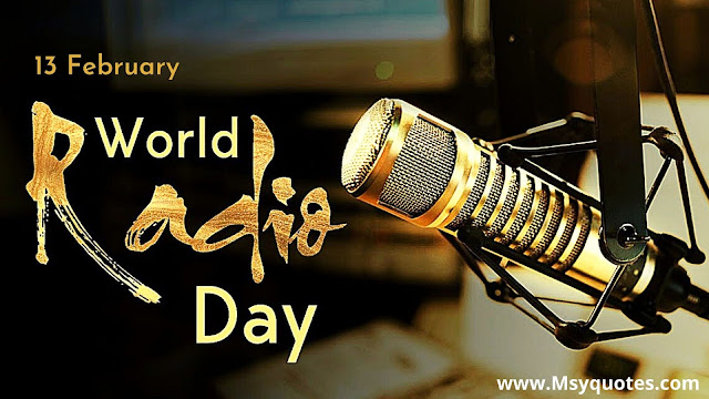 World Radio Day Quotes In Hindi Pictures Photos Images
