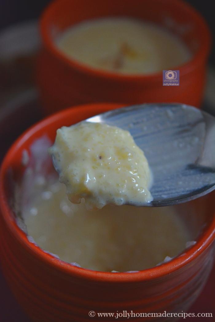 Mughlai Rice Pudding
