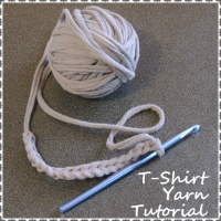 T-Shirt Yarn Tutorial