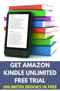 Amazon Kindle Unlimited Free Trial