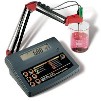 Fig. 1: A digital pH meter