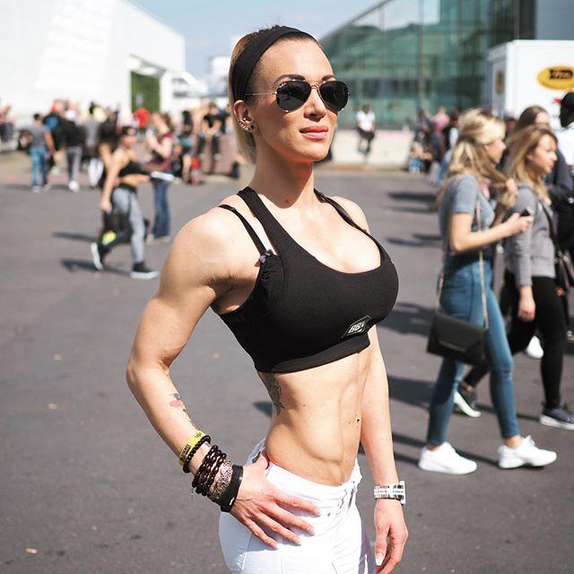 Cornelia Ritzke: Training, Nutrition
