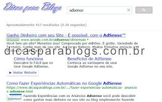 resultados pesquisa personalizada google