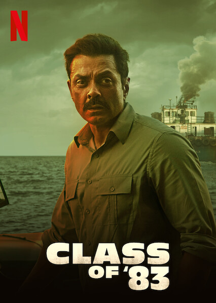 Class of '83 2020 Hindi 720p HEVC WEB-HDRip x265 AAC DD 2.0 Esubs – 500 MB